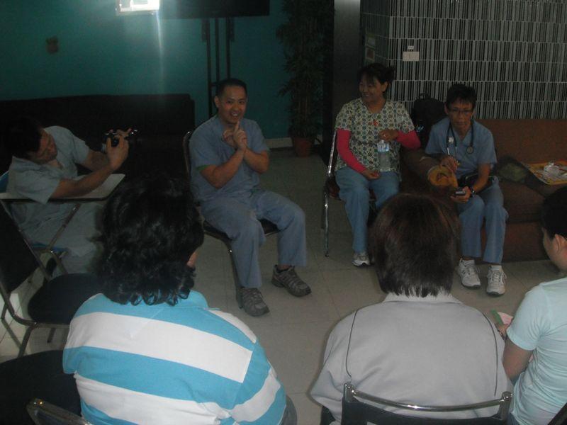 Teaching in Bangkok